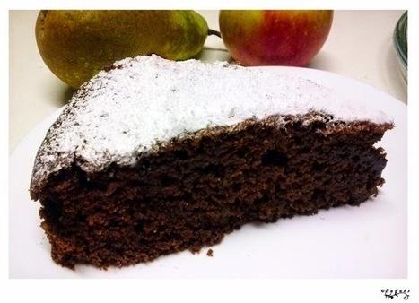 Recetas caseras de cocina: Bizcocho de chocolate fácil y jugoso | Las mejores cosas suceden cuando menos te las esperas | Scoop.it