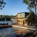 Recycler votre hangar à bateaux en maison de vacances !   Travaux maison, rénovation, extension...   Scoop.it
