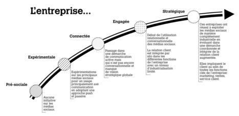 Medias sociaux + relation client = Social CRM | Éditoile | Formation, Management & Outils Technologiques support de l'intelligence collective | Scoop.it