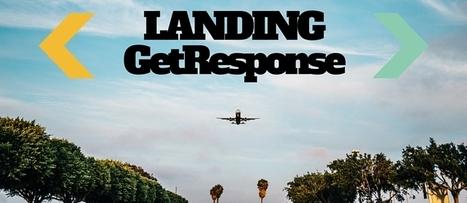 GetResponse Landing page e campagne Facebook | Social Media Marketing | Scoop.it