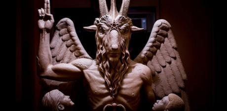 Keep the satanic Baphomet out of the Arkansas Capitol! | Satanism    (Trinity of Satan Group ) | Scoop.it