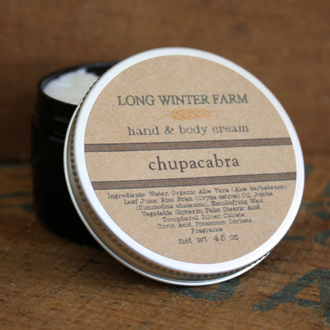 Chupacabra Cream...What else would Muchacho Spanky use?!   Adventures in Life   Scoop.it