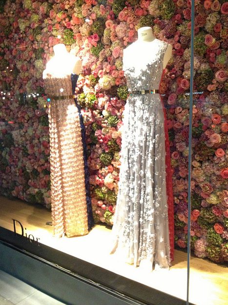 New Dior Boutique Opens on Rodeo Drive | Best of the Los Angeles Fashion | Scoop.it
