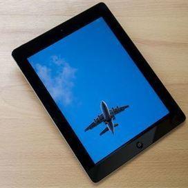 Tablettes et liseuses bientôt autorisées au décollage et à l'atterrissage dans les avions | Tablettes et liseuses électroniques | Scoop.it