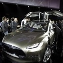 Tesla unveils electric 'winged' car | e-Expeditions News | Scoop.it