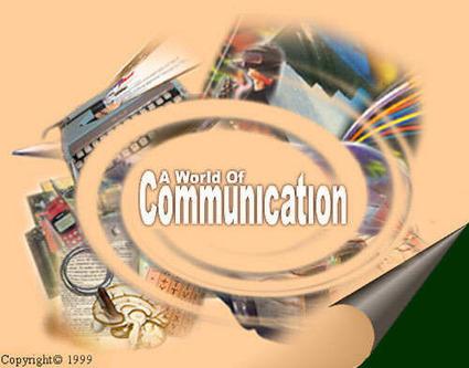 COMMUNICATION: A World Of Communication | Communication and technology | Scoop.it