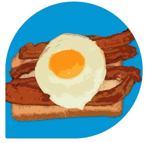 """Like bacon & eggs"", Crowdfunding & Social Marketing 