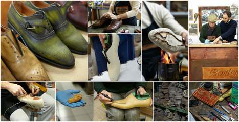 Bontoni, Montegranaro: when cobblers are artists | Le Marche & Fashion | Scoop.it