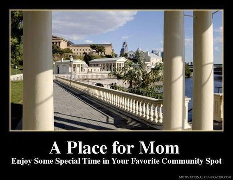 Happy Mother's Day! Relax & Enjoy Some Special Time in Your Community Today | Placemaking: Destination Branding | Marketing | Revitalization | Scoop.it