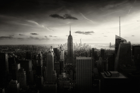 Alex Teuscher's Moody Photos of New York City 'Above as Below' | Backlight Magazine. Photography and community. | Scoop.it