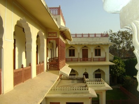 7 affordable Haveli Stays in Jaipur | Travel India | Scoop.it