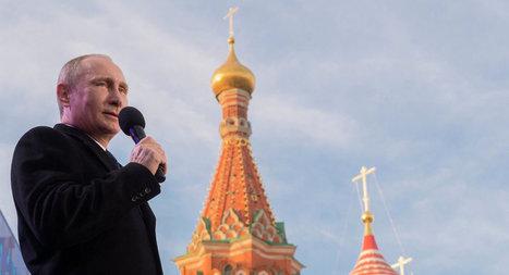 2000-2015: les interventions de Poutine rentrées dans l'histoire | Pierre-André Fontaine | Scoop.it