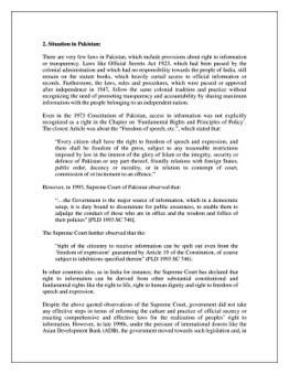 Chagatai Khan: WikiLeaks & Access to Information in Pakistan. | The Last WikiLeaks | Scoop.it