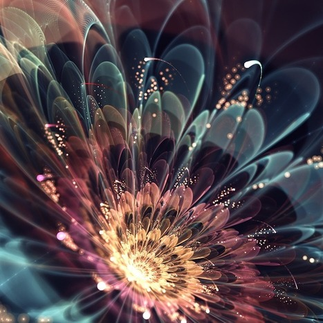 Incredibly Beautiful Fractal Flowers - My Modern Metropolis | Share Some Love Today | Scoop.it