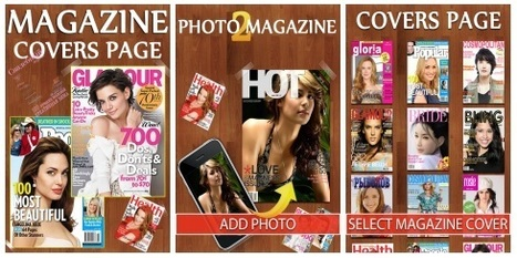 Buy Magazine Cover Page iPhone Apps Source Code | iPhone Application Developer | Scoop.it
