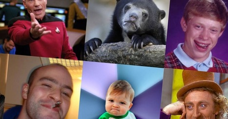 The 6 Best Tools for Making Memes | memes technology marketing | Scoop.it