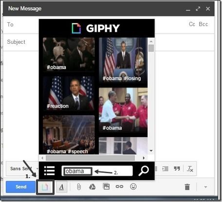 Giphy for Gmail -An extension will make you to search and add animated gif within gmail | Techinfoweb | Techinfoweb | Scoop.it