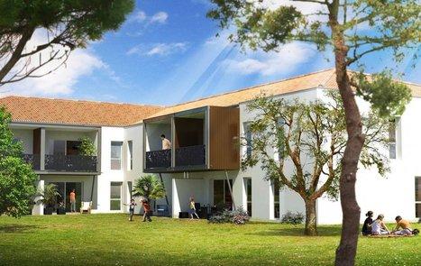 Nouveau programme immobilier neuf LE COTTAGE DES LYS à Ondres - 40440   L'immobilier neuf du Sud des Landes   Scoop.it