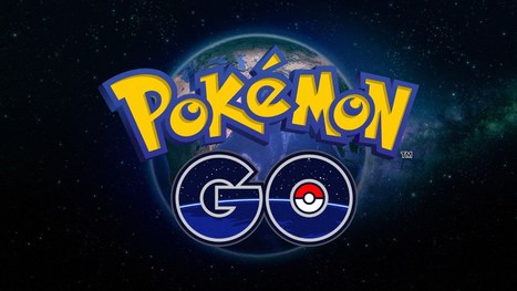 Techlandia - Pokemon Go Edition | iPads in Education Daily | Scoop.it