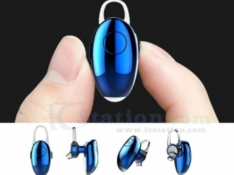 Tiny Wireless Bluetooth Headset i15 10m V4.1 Ladies MINI Earphone - Digital - Arduino, 3D Printing, Robotics, Raspberry Pi, Wearable, LED, development boardICStation | Electronic DIY Kits & Tools | Scoop.it