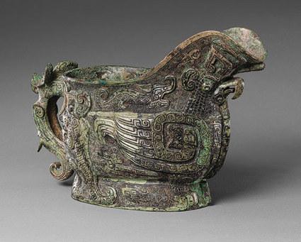 Lindsay's Shang Dynasty Blog Spot: Shang Dynasty Used Bronze | Mesopotamia | Scoop.it