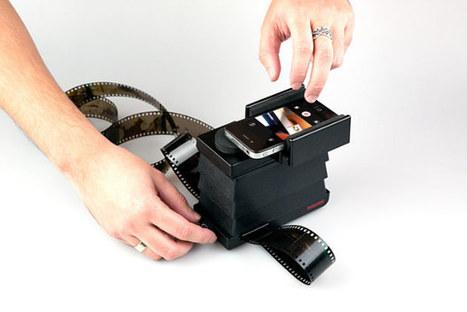 Lomography Brings 35mm Film Scanning to your Smartphone | liveimpression | Scoop.it