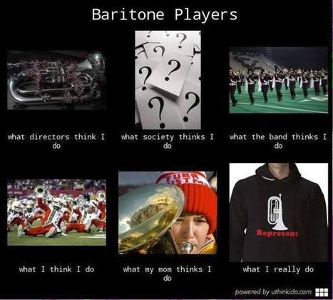 Baritone Players | What I really do | Scoop.it