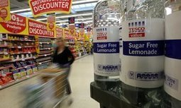 Tesco cuts sugar in own-brand drinks to avoid sugar tax | Society, Culture and Ethics | Scoop.it