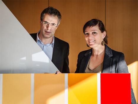 Le panneau solaire blanc, une révolution pour l intégration architecturale | Energies pour la transition | Scoop.it