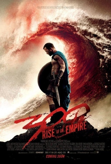 300: Rise of an Empire (2014)  The Greek general Themistocles battles an invading army of Persians under the mortal-turned-god, Xerxes. | Movies | Scoop.it