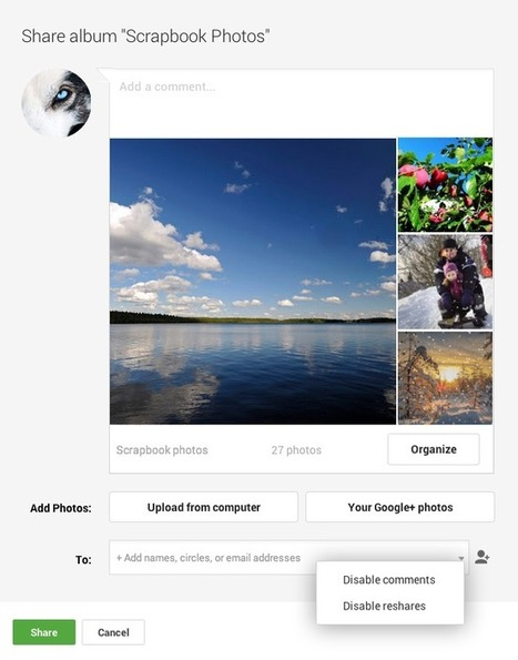 GooglePlus Helper: Google+ Photo Albums | GooglePlus Expertise | Scoop.it
