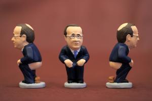 Hollande, star cette année des santons «chieurs» de Noël, une tradition catalane bien assise | Mais n'importe quoi ! | Scoop.it