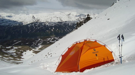 Don't Use Pop Up Tents For Winter Camping - BestPopUpTentsGuide | Best Pop Up Tents Guide | Scoop.it