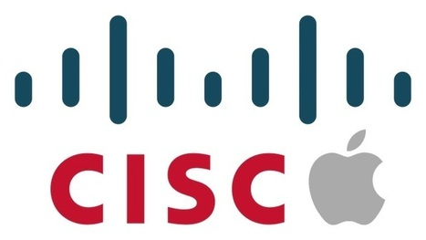 Apple and Cisco Team Up for iOS Enterprise 'Fast Lane' | cross pond high tech | Scoop.it