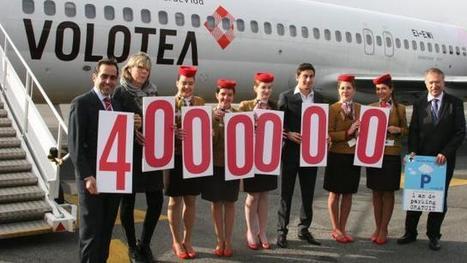 Aéroport. La compagnie Volotea est ambitieuse à Nantes - Ouest-France | Compagnie aérienne - Partenaire - Aéroport | Scoop.it
