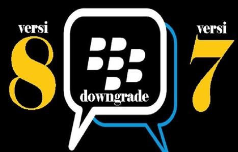 Cara Downgrade atau Mengembalikan BBM Ke Versi 7 dan Sebelumnya | Android APK Download | Scoop.it