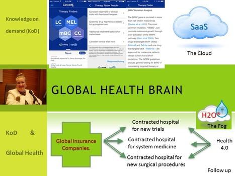 GLOBAL HEALTH BRAIN (GHB)   Health 4.0   Scoop.it