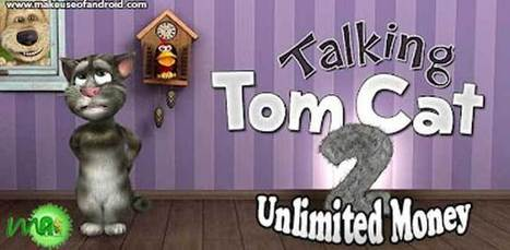 Talking Tom Cat 2 v4.3 Android Unlimited Money Hack : MU Android APK   fun   Scoop.it