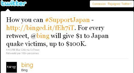 Japon : une campagne de promotion de Microsoft Bing fait scandale | CommunicationDeCrise | Scoop.it