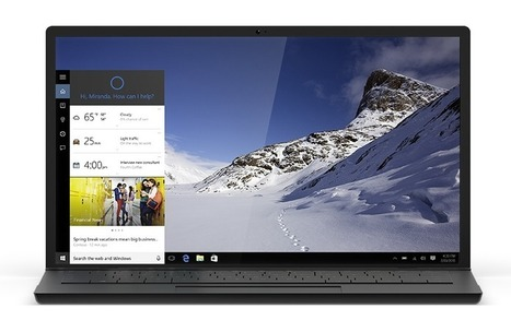 Hello World: Windows 10 disponible el 29 de julio | Aprendiendo a Distancia | Scoop.it