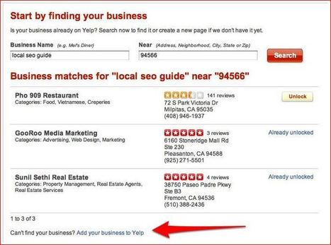 LOCAL PROFILES - How to Claim & Set Up Local Profiles: From Google+ to Yelp - Search Engine Journal | MarketingHits | Scoop.it