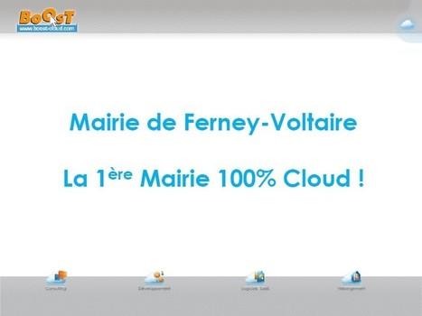 Ferney-Voltaire : La 1ère Mairie 100% Cloud !   Logiciels SaaS - Solutions hébergées   Scoop.it