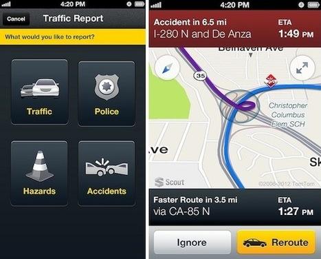Telenav Scout for Phones to go 3D, get crowd-sourced traffic ... | Machinimania | Scoop.it