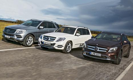 Mercedes GLA | Chefauto | Scoop.it