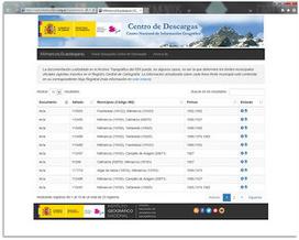87.000 documentos sobre límites municipales de España a descarga