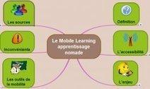 Le Mobile Learning un apprentissage nomade - Educavox | elearningeducation | Scoop.it