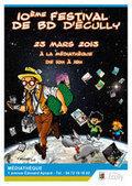 10ème Festival BD Ville d'Écully 23 mars 2013 | Romans régionaux BD Polars Histoire | Scoop.it