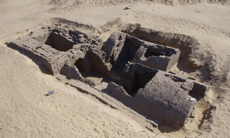 3,300-Year-Old Tomb with Pyramid Entrance Discovered in Egypt | Aladin-Fazel | Scoop.it