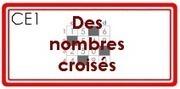 Nombres croisés au CE1 | Classe de CE1 | Scoop.it