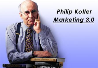 El marketing 3.0 desde la perspectiva del maestro Philip Kotler | Social Media | Scoop.it